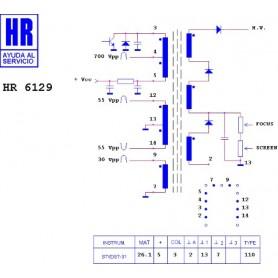 HR6129 TRASFORMATORE EAT