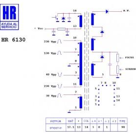 HR6130 TRASFORMATORE EAT