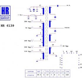 HR6139 TRASFORMATORE EAT