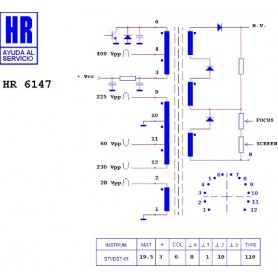 HR6147 TRASFORMATORE EAT