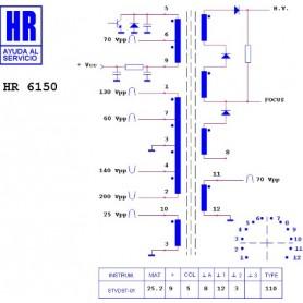 HR6150 TRASFORMATORE EAT