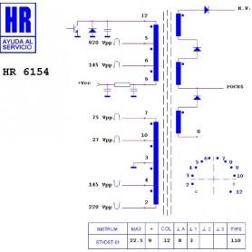 HR6154 TRASFORMATORE EAT