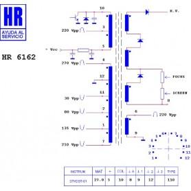 HR6162 TRASFORMATORE EAT