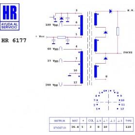 HR6177 TRASFORMATORE EAT