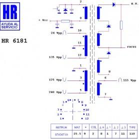 HR6181 TRASFORMATORE EAT
