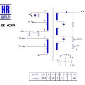HR6208 TRASFORMATORE EAT