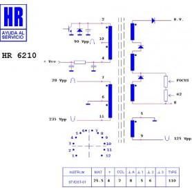 HR6210 TRASFORMATORE EAT