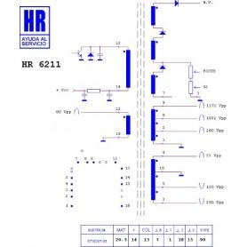 HR6211 TRASFORMATORE EAT