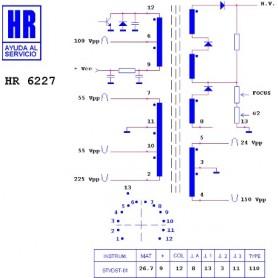 HR6227 TRASFORMATORE EAT