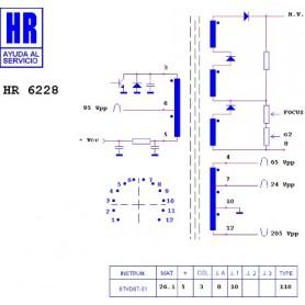 HR6228 TRASFORMATORE EAT