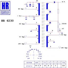 HR6230 TRASFORMATORE EAT