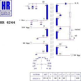 HR6244 TRASFORMATORE EAT