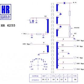 HR6255 TRASFORMATORE EAT