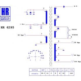 HR6295 TRASFORMATORE EAT