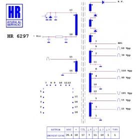 HR6297 TRASFORMATORE EAT