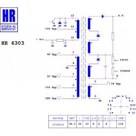 HR6303 TRASFORMATORE EAT