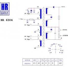 HR6304 TRASFORMATORE EAT