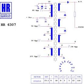 HR6307 TRASFORMATORE EAT