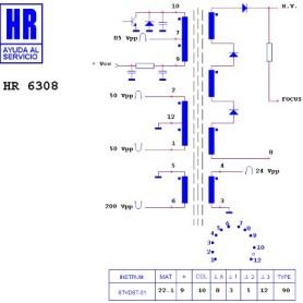 HR6308 TRASFORMATORE EAT