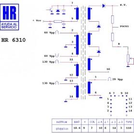 HR6310 TRASFORMATORE EAT