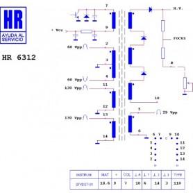 HR6312 TRASFORMATORE EAT