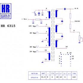 HR6315 TRASFORMATORE EAT