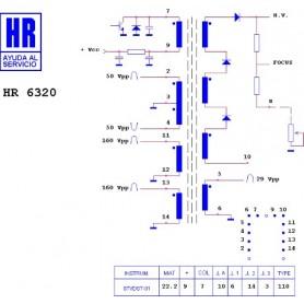 HR6320 TRASFORMATORE EAT