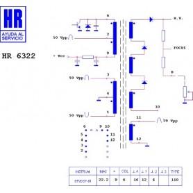 HR6322 TRASFORMATORE EAT