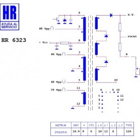 HR6323 TRASFORMATORE EAT
