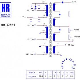 HR6331 TRASFORMATORE EAT