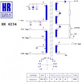 HR6342 TRASFORMATORE EAT
