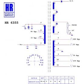 HR6355 TRASFORMATORE EAT