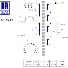 HR6360 TRASFORMATORE EAT