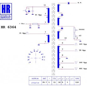 HR6364 TRASFORMATORE EAT