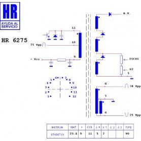 HR6375 TRASFORMATORE EAT