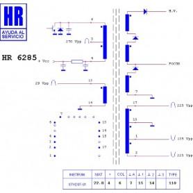 HR6385 TRASFORMATORE EAT