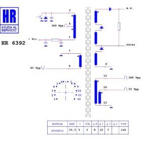 HR6392 TRASFORMATORE EAT