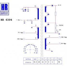 HR8011 TRASFORMATORE EAT