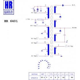 HR6401 TRASFORMATORE EAT
