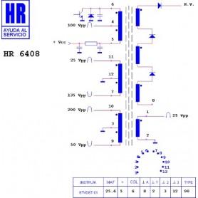 HR6408 TRASFORMATORE EAT