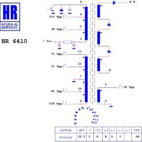 HR6410 TRASFORMATORE EAT