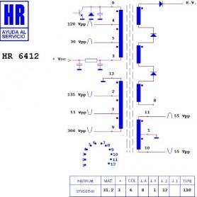 HR6412 TRASFORMATORE EAT