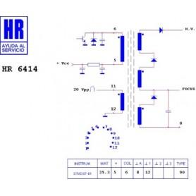 HR6413 TRASFORMATORE EAT