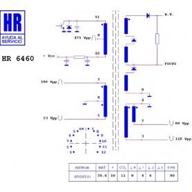 HR6460 TRASFORMATORE EAT