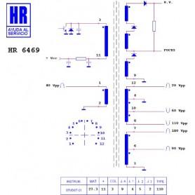 HR6469 TRASFORMATORE EAT
