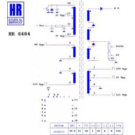HR6484 TRASFORMATORE EAT
