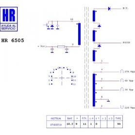 HR6505 TRASFORMATORE EAT