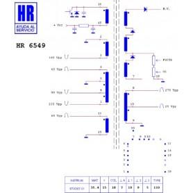 HR9332 TRASFORMATORE SWITCH