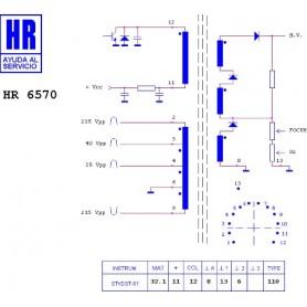 HR6570 TRASFORMATORE EAT