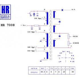 HR9352 TRASFORMATORE SWITCH